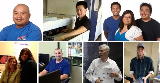 flexpress employees collage